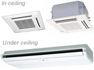 Cassette Air Conditioner | LCM Air Conditioning