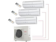 Multi-head air conditioner | LCM Air Conditioning