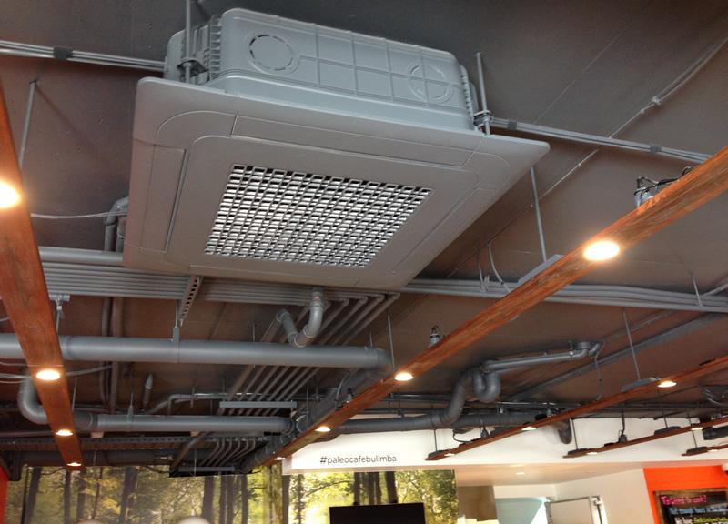 Paleo Cafe, Brisbane   LCM Air Conditioning