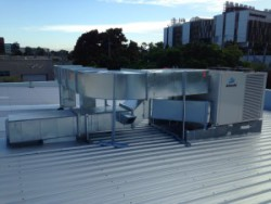 Actron Package Unit | LCM Air Conditioning
