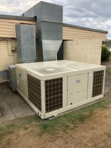 Industrial air conditioning unit | LCM Air Conditioning