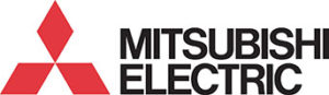 Mitsubishi Electric logo | LCM Air Conditioning